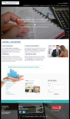 Dartnell Accounting Design
