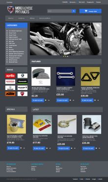 GB Motorcycle Products