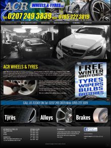 ACR Tyres and Wheels