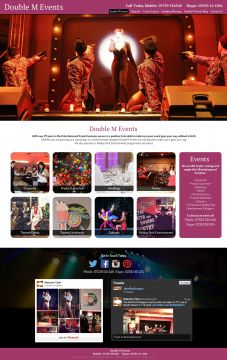 Double M Events Design