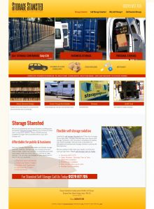 Stansted Self Storage