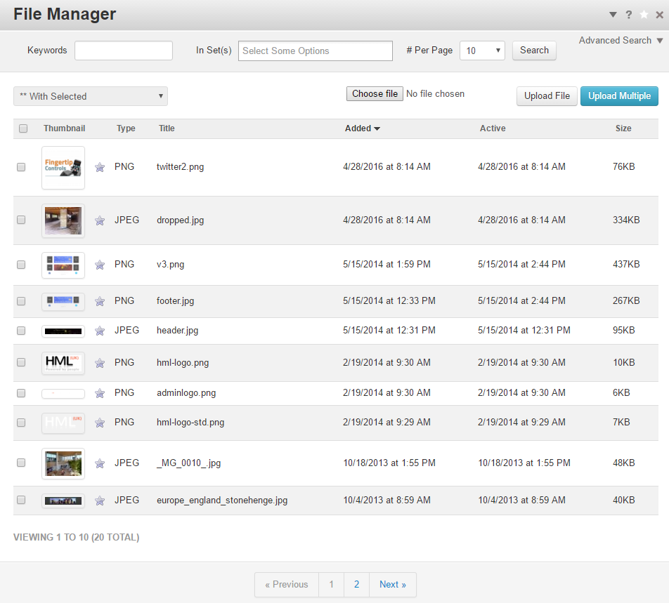 filemanager 3